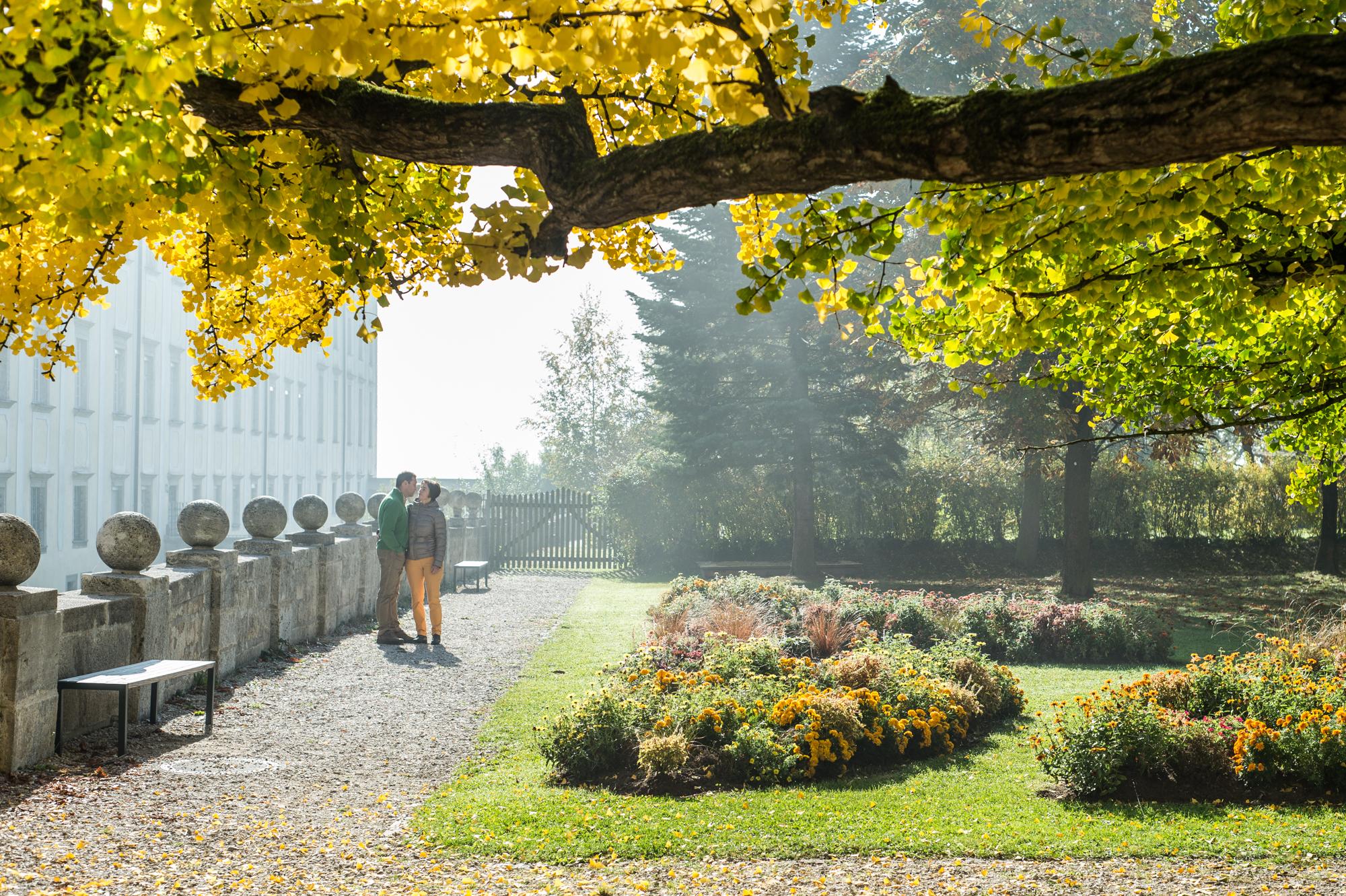 Stift Kremsmünster Herbstimpressionen